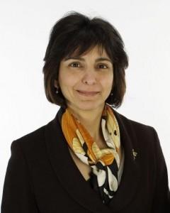 Miss Shirin Irani - Bio portrait